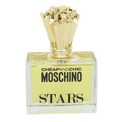 Moschino Stars Perfume by Moschino 3.4 oz Eau De Parfum Spray (Tester)