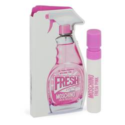 Moschino Pink Fresh Couture Perfume by Moschino 0.03 oz Vial (sample)