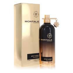 Montale Spicy Aoud Perfume by Montale 3.4 oz Eau De Parfum Spray (Unisex)