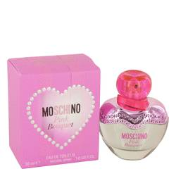 Moschino Pink Bouquet Perfume by Moschino 1 oz Eau De Toilette Spray