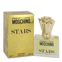 Moschino Stars Perfume by Moschino 1.7 oz Eau De Parfum Spray