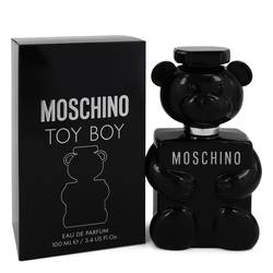 Moschino Toy Boy Cologne by Moschino 3.4 oz Eau De Parfum Spray