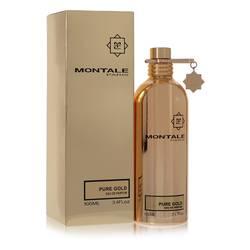 Montale Pure Gold Perfume by Montale 3.4 oz Eau De Parfum Spray