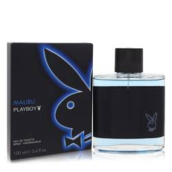 Malibu Playboy Cologne by Playboy 3.4 oz Eau De Toilette Spray