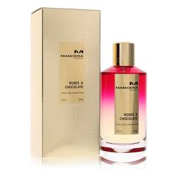 Mancera Roses & Chocolate Perfume by Mancera 4 oz Eau De Parfum Spray (Unisex)