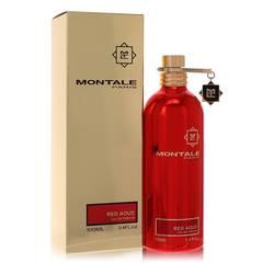Montale Red Aoud Perfume by Montale 3.4 oz Eau De Parfum Spray