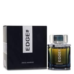Mr Edge Cologne by Swiss Arabian 3.4 oz Eau De Parfum Spray