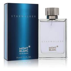 Starwalker Cologne by Mont Blanc 2.5 oz Eau De Toilette Spray