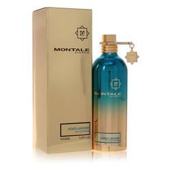 Montale Aoud Lagoon Perfume by Montale 3.4 oz Eau De Parfum Spray (Unisex)
