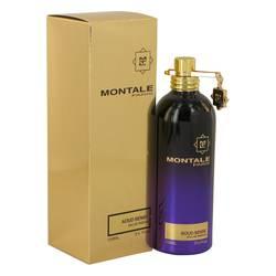 Montale Aoud Sense Perfume by Montale 3.4 oz Eau De Parfum Spray (Unisex)