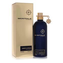 Montale Amber & Spices Perfume by Montale 3.3 oz Eau De Parfum Spray (Unisex)