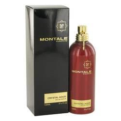 Montale Crystal Aoud Perfume by Montale 3.3 oz Eau De Parfum Spray
