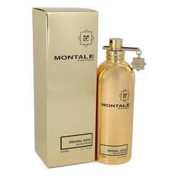 Montale Original Aoud Perfume by Montale 3.4 oz Eau De Parfum Spray (Unisex)