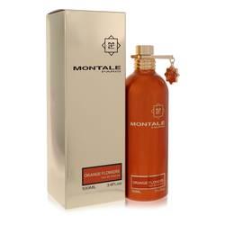 Montale Orange Flowers Perfume by Montale 3.4 oz Eau De Parfum Spray (Unisex)