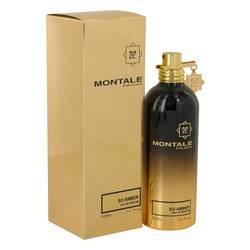 Montale So Amber Perfume by Montale 3.4 oz Eau De Parfum Spray (Unisex)