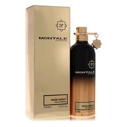 Montale Rose Night Perfume by Montale 3.4 oz Eau De Parfum Spray (Unisex)