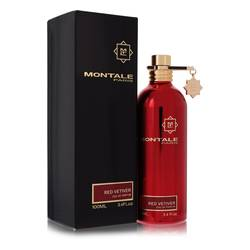 Montale Red Vetiver Cologne by Montale 3.4 oz Eau De Parfum Spray