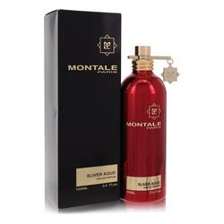 Montale Silver Aoud Perfume by Montale 3.3 oz Eau De Parfum Spray