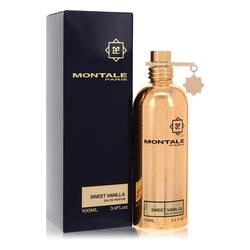 Montale Sweet Vanilla Perfume by Montale 3.4 oz Eau De Parfum Spray (Unisex)