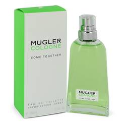 Mugler Come Together Perfume by Thierry Mugler 3.3 oz Eau De Toilette Spray (Unisex)