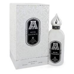 Musk Kashmir Perfume by Attar Collection 3.4 oz Eau De Parfum Spray (Unisex)