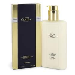 Must De Cartier Perfume by Cartier 6.75 oz Body Milk