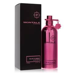 Montale Velvet Flowers Perfume by Montale 3.4 oz Eau De Parfum Spray