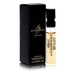 My Burberry Black Perfume by Burberry 0.06 oz Vial (sample)