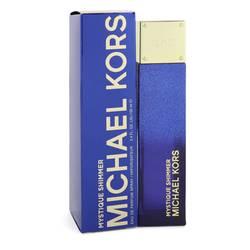 Mystique Shimmer Perfume by Michael Kors 3.4 oz Eau De Parfum Spray