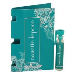 Nanette Lepore New Sample by Nanette Lepore, .06 oz Vial (Sample) for Women