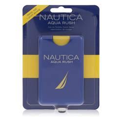 Nautica Aqua Rush Cologne by Nautica 0.67 oz Eau De Toilette Travel Spray