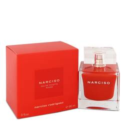 Narciso Rodriguez Rouge Perfume by Narciso Rodriguez 3 oz Eau De Toilette Spray