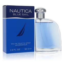 Nautica Blue Sail Cologne by Nautica 1.6 oz Eau De Toilette Spray