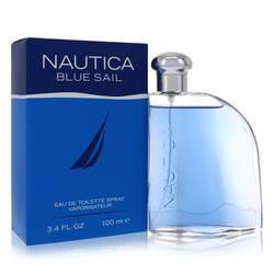 Nautica Blue Sail Cologne by Nautica 3.4 oz Eau De Toilette Spray