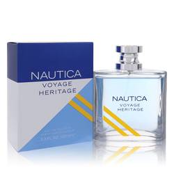 Nautica Voyage Heritage Cologne by Nautica 3.4 oz Eau De Toilette Spray