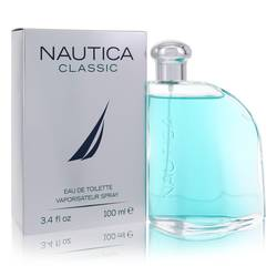 Nautica Classic Cologne by Nautica 3.4 oz Eau De Toilette Spray