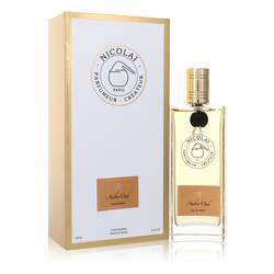 Nicolai Amber Oud Cologne by Nicolai 3.4 oz Eau De Parfum Spray