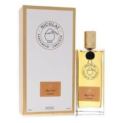 Nicolai Rose Oud Perfume by Nicolai 3.4 oz Eau De Parfum Spray (Unisex)