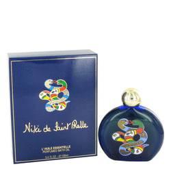 Niki De Saint Phalle Perfume by Niki de Saint Phalle 3.4 oz Bath Oil