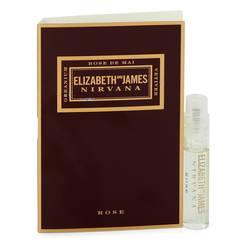 Nirvana Rose Perfume by Elizabeth and James 0.07 oz Vial (sample)