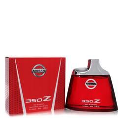 Nissan 350z Cologne by Nissan 3.4 oz Eau De Parfum Spray