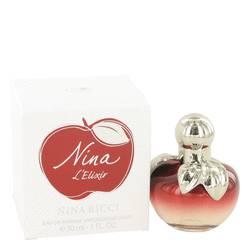 Nina L'elixir Perfume by Nina Ricci 1 oz Eau De Parfum Spray