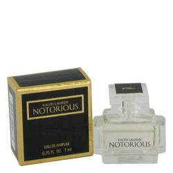 Notorious Perfume by Ralph Lauren 0.23 oz Mini EDP