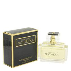 Notorious Perfume by Ralph Lauren 1.7 oz Eau De Parfum Spray
