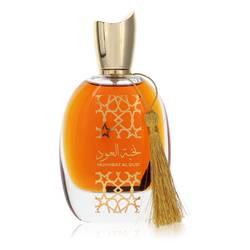 Nukhbat Al Oud Perfume by Nusuk 3.4 oz Eau De Parfum Spray (Unisex )unboxed