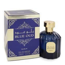 Nusuk Blue Oud Perfume by Nusuk 3.4 oz Eau De Parfum Spray (Unisex)