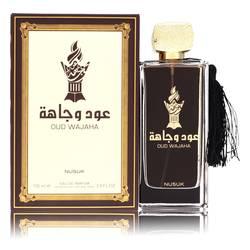 Nusuk Oud Wajaha Cologne by Nusuk 3.4 oz Eau De Parfum Spray (Unisex)