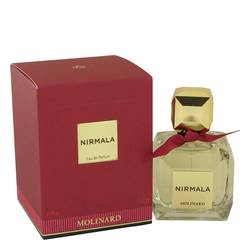 Nirmala Perfume by Molinard 2.5 oz Eau de Parfum Spray (New Packaging)