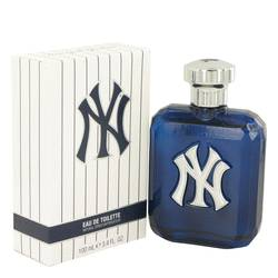 New York Yankees Cologne by New York Yankees 3.4 oz Eau De Toilette Spray