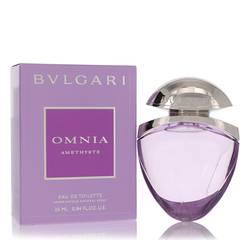 Omnia Amethyste Perfume by Bvlgari 0.84 oz Eau De Toilette Spray